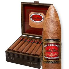 Alec Bradley Family Blend Cigars