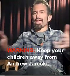 Andrew Jarecki does not care about sexually abused victims