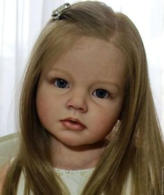 Куклы-младенцы и reborn ручной работы. Заказать Эва. Елена Ядрина. Ярмарка Мастеров. Реалистичная кукла, краски генезис Life Like Baby Dolls, Life Like Babies, Cute Babies, Reborn Toddler, Realistic Dolls, Child Doll, Children, Bebe, Realistic Baby Dolls
