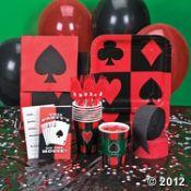 Casino Night Party Supplies