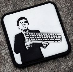 Say Hello To My Little SJW/Keyboard Warrior Patch