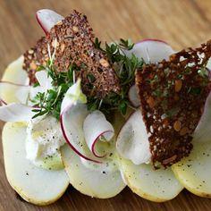 76. Revival of the smørrebrød (open rye sandwich) tradition [Aamanns-Copenhagen]