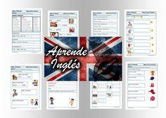 fichas de inglés Country Uk, Education English, English Grammar, Learn English, Map, Teaching Ideas, Countries, Primary English, Learning English