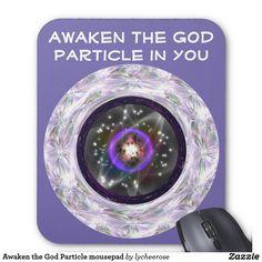 Awaken the God Particle mousepad