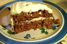 Carrot Spice Cake