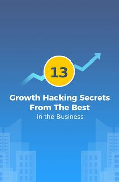Need to growth hack your startup? Here are all the techniques and tools you need to know! #growthhacking #socialmediamarketing #inboundmarketing #digitalmarketing #contentmarketing