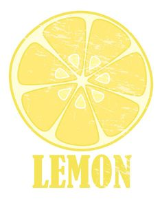 I love anything with lemon