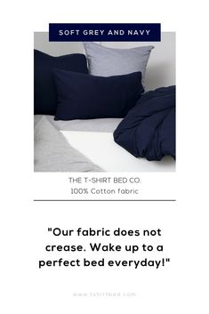 With a real-feel equivalent to 800 thread-count, our customers report sleeping deeper and longer than ever before. As our linen is non-iron, it NEVER looks creased.even after a nights sleep! Cotton Bedding, Linen Bedding, Bed Linens, Grey Duvet, Pottery Barn Teen Bedding, Toddler Girl Bedding Sets, Matching Bedding And Curtains, Stylish Bedroom, Egyptian Cotton