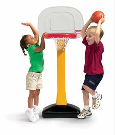 Little Tikes TotSports Basketball Set - Non Adjustable Post