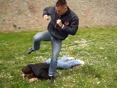 REAL STREET FIGHT.