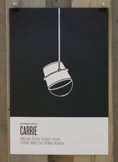 Carrie •••   The shit really hits the fan when the titular character in Carrie gets pig's blood dumped all over her prom dress, so a rope and bu...