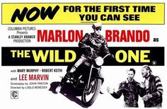 The Wild One 11x17 Movie Poster (1953)