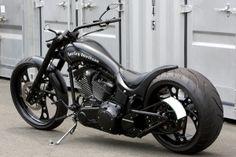 Harley Twin Cam Softail / DORACO #3 : OZ
