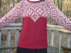 knitting for Flickr and Ravelry 002 by MaggieBKnits, via Flickr