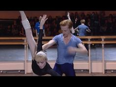 Choreographer Wayne McGregor and DJ/Producer Mark Ronson discuss their unique collaboration at Royal Ballet LIVE - a day of live streamed events from The Royal Opera House, Covent Garden. Presented by George Lamb and including Royal Ballet dancers Sarah Lamb, Steven McRae, Edward Watson and Olivia Cowley.
