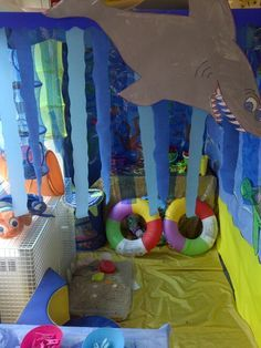 under the sea- imaginative play area - Google Search