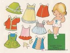 Resultado de imagen de muñeca  años sesentas