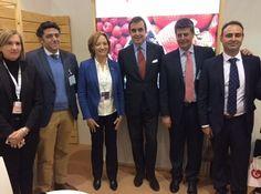 Alemania importó 1.211 millones en frutas y hortalizas frescas de Andalucía