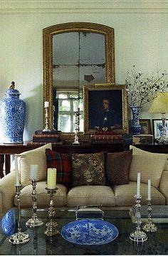 Le Style Ralph Lauren, sa maison de Bedford