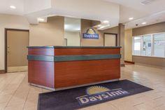 Days Inn - near Kansas Speedway hotel lobby in Kansas City, Kansas
