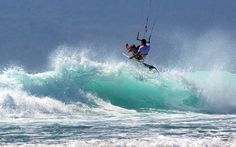 Kitesurfing, Image Collection, Waves, Outdoor, Outdoors, Ocean Waves, Outdoor Games, Outdoor Life, Beach Waves