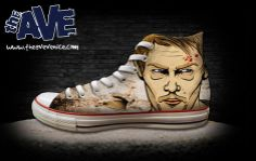Daryl Dixon shoes