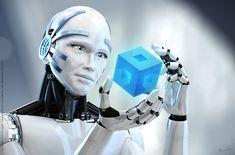 Comunicación digital-robots del presente y del futuro / Bstriker Robot by Menno van Dijk