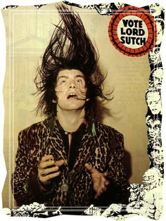 Vote Lord Sutch