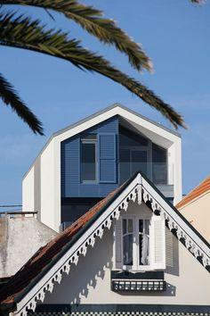 House in Bela Vista, by RVdM Arquitectos.