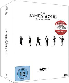 James Bond 007: Die Jubiläums-Collection