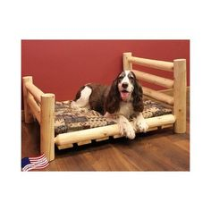 Lakeland Mills Pet Bed Medium: 40 L x 30 W x 20 H (30 Lbs.) 307726-OG-92973-O-415582, Brown >>> Be sure to check out this awesome product. (This is an affiliate link) #dogbeds