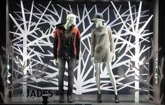 Store: ... more JADES   Address: Breite Straße 1 / 40213 Düsseldorf   Concept & Realisation: Domagoj Mrsic / Sayonara Visual Concepts   Concept Title: Fashion Forest   Photos: Uschi Fellner   Mannequins: GENESIS MANNEQUINS, Vision & Vogue
