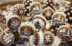 Vianočné gule / Frrr - SAShE.sk - Handmade Dekorácie