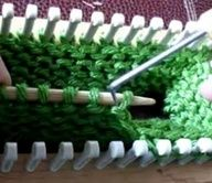 LOTS of Free Loom Knitting Video Tutorials For Beginners and Pros