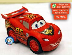 For the fast cars loving kids, Kid Care has this wonderful metallic toy car that also has special sound effects! So let kick the paddle and GOOOO!  Only for Rs. 595/=  Inbox your order or Call/SMS/Whatsapp at 03212395096 Delivery charges: Rs. 150/= Free Delivery over Rs.1500/= order #Cars #Movie #Fast #Speed #Toy #KidsCare #BabyandMother #BabyClothing #BabyCare #BabyAccessories