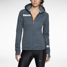 Nike Element Shield Max Women's Running Jacket. Got a 5-star rating from several reviewers.