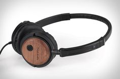 Used to be that if you wanted wood-based headphones, you weren't getting noise cancelation - and vice versa. The Tivoli Radio Silenz Headphones ($160) are set to change all that. Sporting solid wood ear cups that house 40mm high performance...