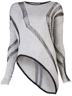 40cc101f9a0 HELMUT LANG - Asymmetrical sweater Asymmetrical Sweater
