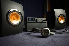간만에 맘에 드는 오디오 조합을 발견 audiolab Q-DAC + M-PWR + KEF LS50