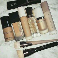 """"""" ᴮᴱ ᵞᴼᵁᴿˢᴱᴸᶠ """" - Make-up Makeup Goals, Makeup Inspo, Makeup Inspiration, Makeup Tips, Beauty Makeup, Makeup Style, Huda Beauty, Skin Makeup, Makeup Brushes"""