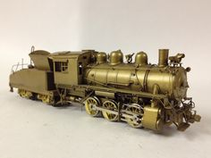 VARIOUS HO BRASS STEAM & DIESEL LOCOMOTIVES AND KITS - Hallmark Models Import - Wabash B-7 0-6-0 Switcher by Dong Jin / Korea | by bslook1213