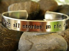 Dr Who inspired bracelet  We're all by PurplePelicanDesigns, $19.00