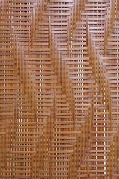 一場竹材料的考究--石大宇作品展-設計聯