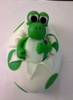 Yoshi Cake - The Bakery at Elkmont 2012