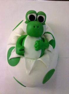 Yoshi Cake - The Bakery at Elkmont 2012