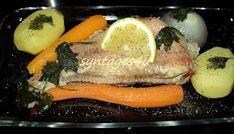 Εύκολες και γρήγορες συνταγές μαγειρικής για όλους: ΨΑΡΟΣΟΥΠΑ με ΚΟΚΚΙΝΟΨΑΡΟ Fish And Seafood, Sushi, Food And Drink, Cooking, Ethnic Recipes, Kitchen, Brewing, Cuisine, Cook