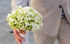 La bouvardia: un bouquet senza tempo per una sposa moderna