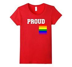 Women's Proud to be Gay Lesbian Pride LBGT Rainbow Flag S... https://www.amazon.com/dp/B01MEDIM4S/ref=cm_sw_r_pi_dp_x_JgQ.xbXTTKNMH
