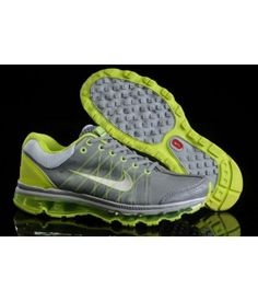 on sale 0f2ec f7f4f Nike Cyber Monday Deals Mens Air Max 2009 Shoes Silver Green on discount