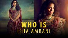 Isha Mukesh Ambani Life Family Biography !!! Biography, Daughter, Entertainment, Blog, Movies, Movie Posters, Life, Film Poster, Films
